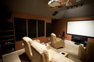 The Perfect Home Movie Theater