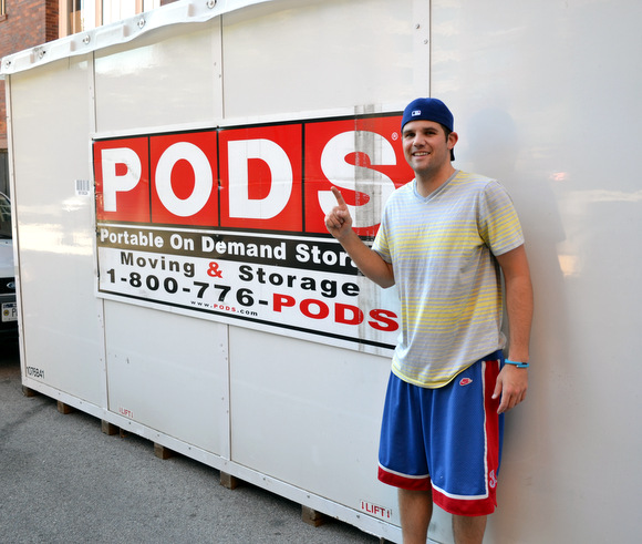 Our Move with PODS Container