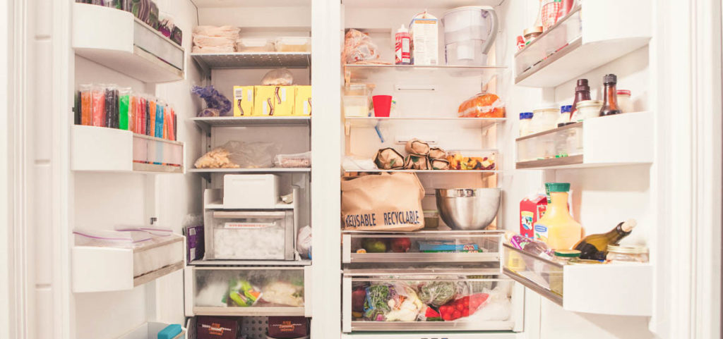 How To Pack a Kitchen - Fridge, Freezer, and Pantry TIps