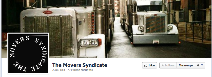 Screenshot of The Movers Syndicate