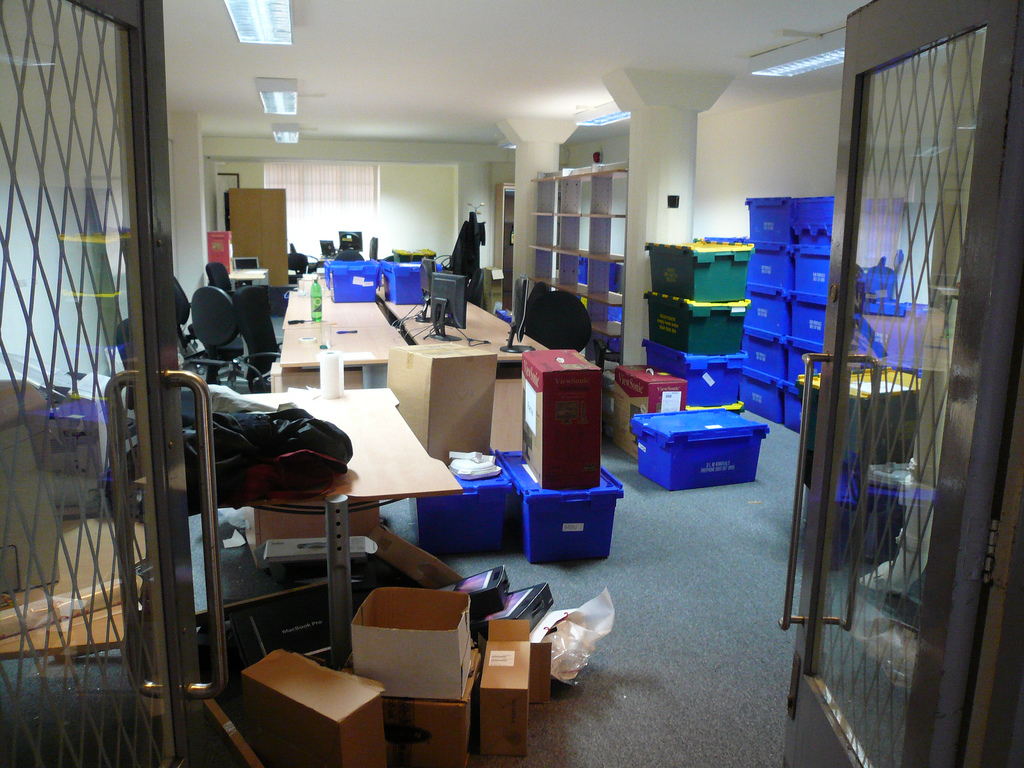 Moving an Office
