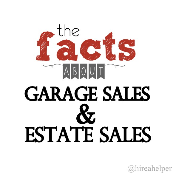 Garage Sale vs. Estate Sale