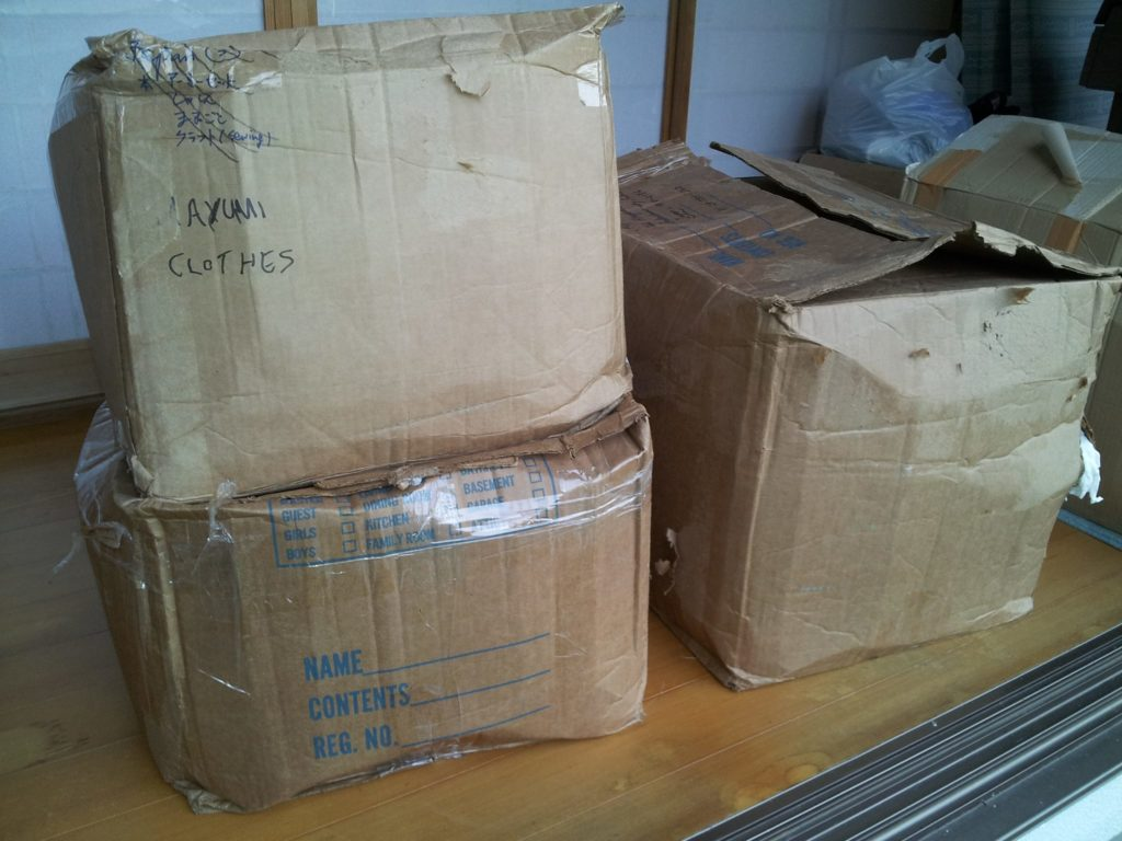 Image result for poorly packed boxes