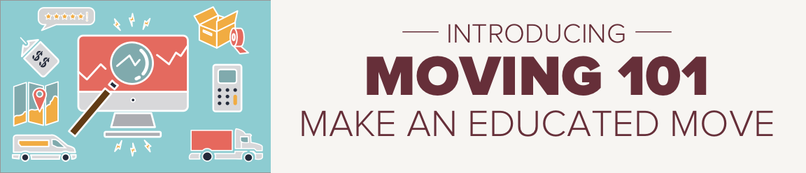 Moving 101 Moving Options
