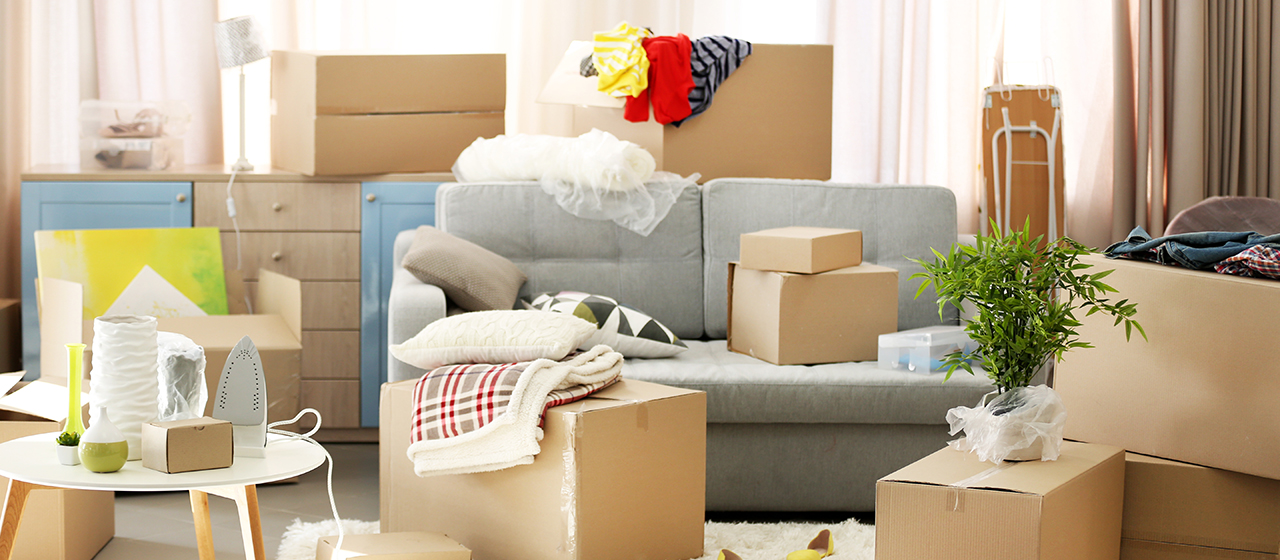 Free Moving Boxes? Yes They Exist - Here's Where to Find Them