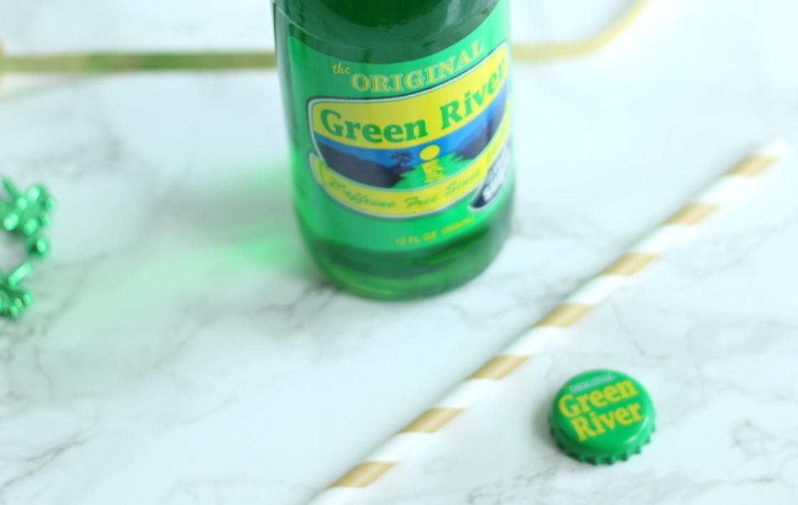 Green River Green Beer