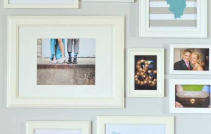 White-Frames-Gallery-Wall