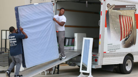 Starting a moving company