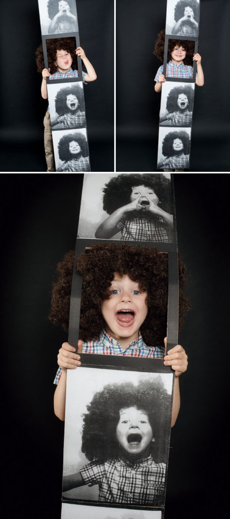 DIY Halloween Costumes - Photo Booth