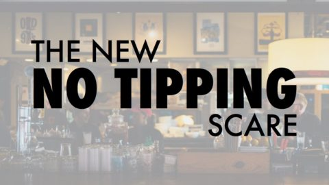 No Tipping Policy