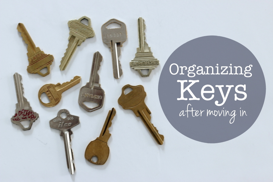 how to organize house keysjd