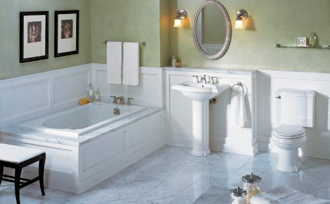 5 Areas to Clean Before You Sell - Bathroom