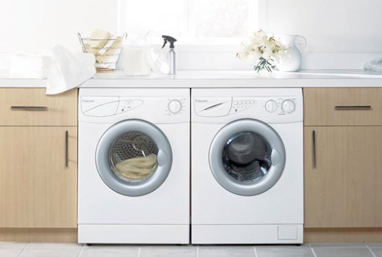5 Areas to Clean Before You Sell - Laundry Room