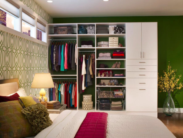 5 Areas to Clean Before You Sell - Bedroom Closet