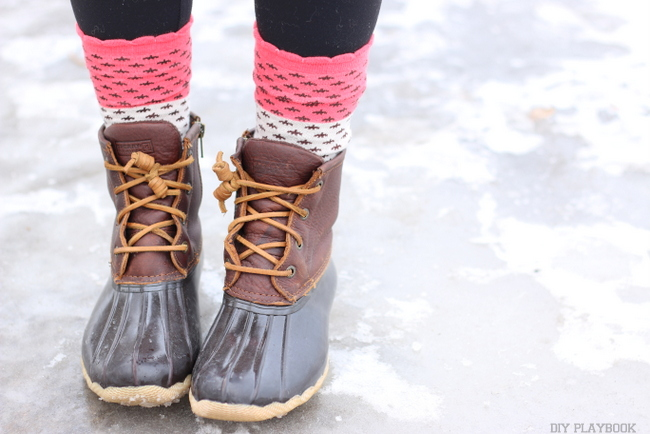 snow-boots