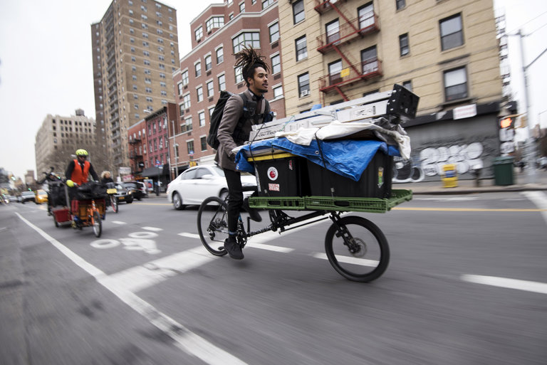 Bike Movers in NYC - A New Moving Venture