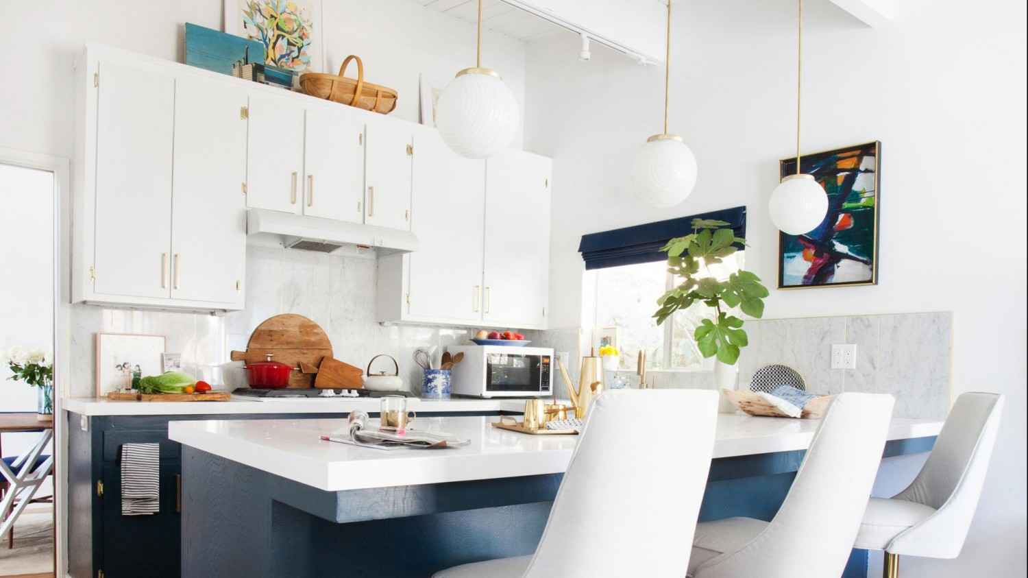 These Are the Newest, Coolest Kitchen Designs