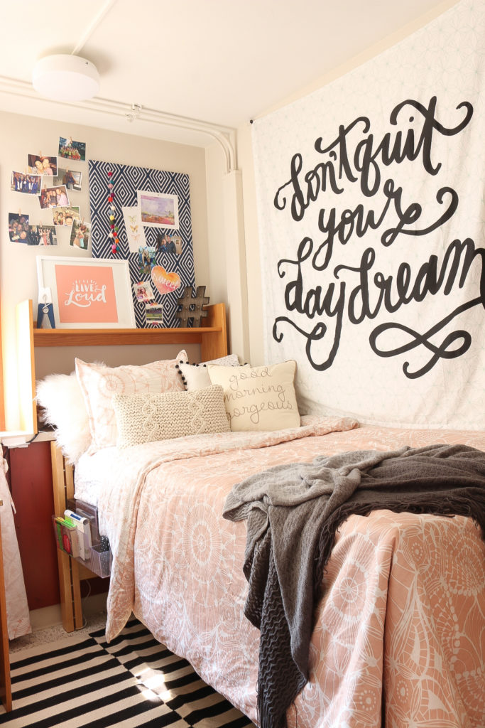 Dorm Room Ideas: DIY Room Decor