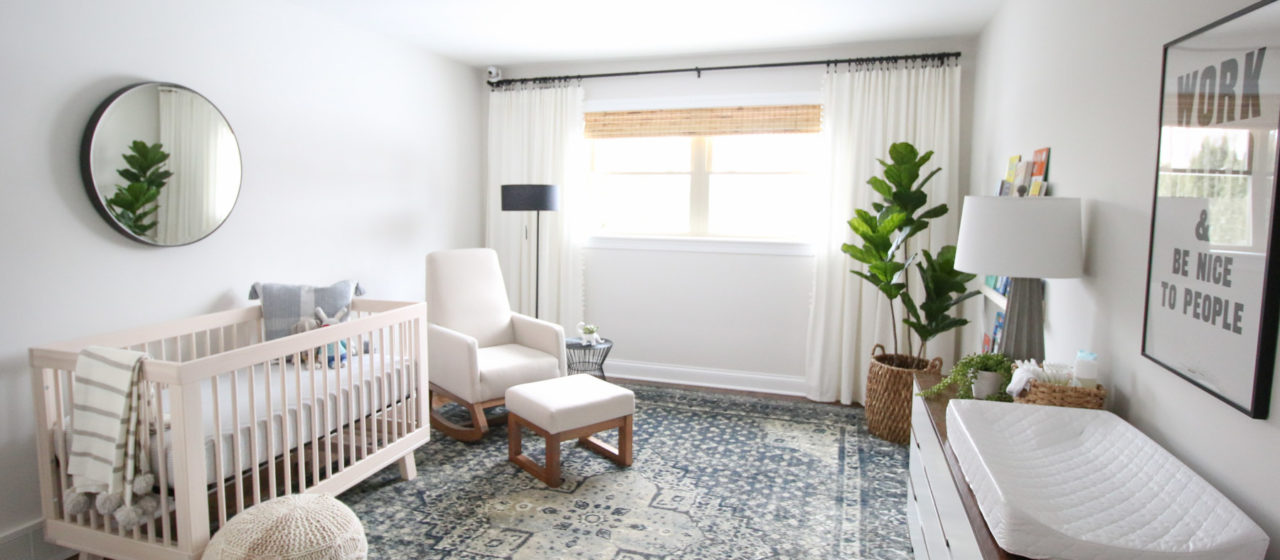 How To Future Proof Your Nursery So It Grows Up With Baby
