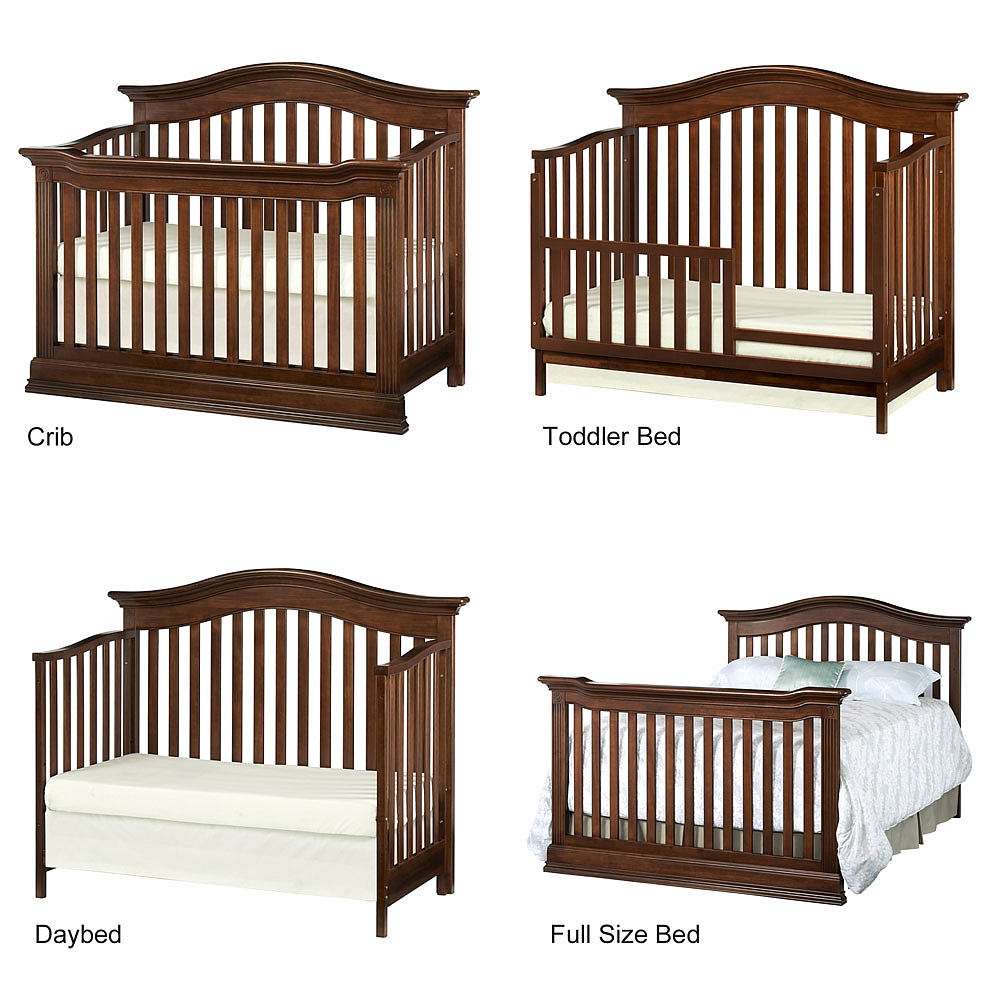 Crib That Turns Into A Full Size Bed