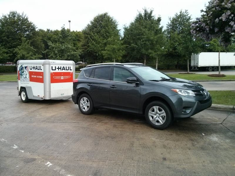U Haul Trailer Sizes >> How Much Does A U Haul Really Cost We Found Out